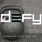 Defy Training & Nutrition profile image.