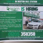 Acorn Taxis profile image.