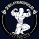 CK-FITNESS AND PERFORMANCE logo