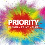 Priority Design Print Mail profile image.