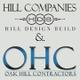 Hill Design Build logo