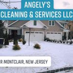 Angely Professional Cleaning profile image.