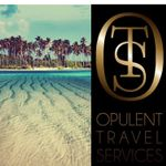 Opulent Travel Services profile image.