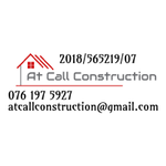 At Call Construction Pty Ltd profile image.