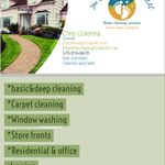 The Cleaning Footprint LLC profile image.
