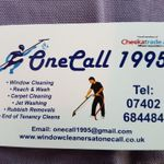 Onecall1995 Contract Cleaners profile image.
