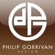 Philip Gorrivan Design logo