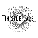 Thistle + Lace Photography profile image.