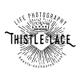Thistle + Lace Photography logo