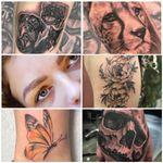 Skin Candy Tattoo Studio profile image.