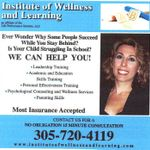 Institute of Wellness and Learning profile image.
