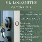 S.L LOCKSMITHS profile image.