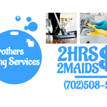 Brothers Cleaning Services profile image.