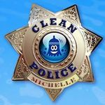 The CLEAN Police profile image.