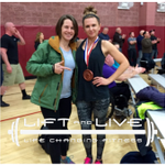 Lift and Live Fitness profile image.