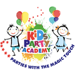 Kids Party Academy profile image.