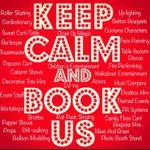 Keep Calm And Book Us profile image.