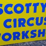Scottys Circus Workshop profile image.