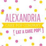Alexandria Cake Pop Company profile image.