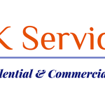 K Services Professional Cleaning profile image.
