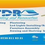 TDR Building&Renovation profile image.
