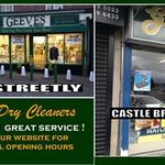 Geeves Dry Cleaners Castle Bromwich profile image.