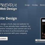 FRIENDLY Web Design profile image.