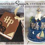 A Spoonful of Sugar Custom Cakes profile image.
