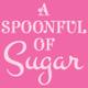 A Spoonful of Sugar Custom Cakes logo