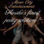 Music city entertainment  profile image.