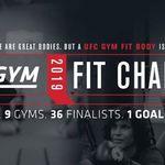 UFC GYM profile image.