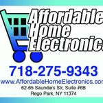 Affordable Home Electronics profile image.
