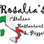 Rosalia's Italian Restaurant and Pizzeria profile image.