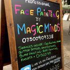 Magic Minds Face Painting