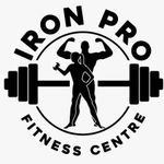 Iron pro fitness centre profile image.