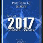 Party Tyme DJ profile image.