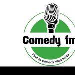 Comedy FM profile image.