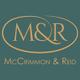 McCrimmon & Reid logo