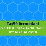 Tax50 profile image.