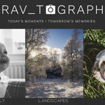 Trav_tography - Wedding, Family & Landscape Photographer profile image.