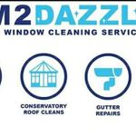 Dim 2 dazzling window cleaning services  profile image.