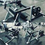 Steel Worx Gym profile image.
