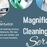 Magnificent Cleaners profile image.