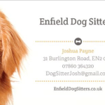 Enfield Dog Sitters profile image.