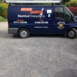 Peter Harris Electrical Contracting Limited profile image.