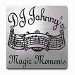 DJ Johnny's Magic Moments profile image.