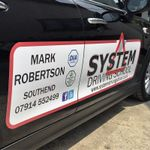 SYSTEM DRIVING SCHOOL profile image.