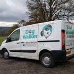 The Dog Walker Consett profile image.