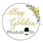 Stay Golden Photobooth profile image.
