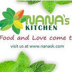 Nanas Kitchen & Catering profile image.